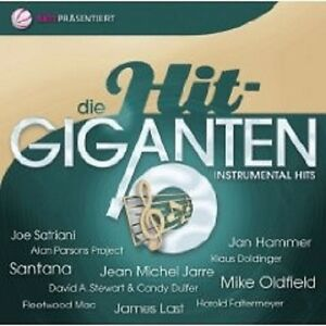 Le-hit-geants-instrumentale-Hits-2-CD-41-tracks-NEUF