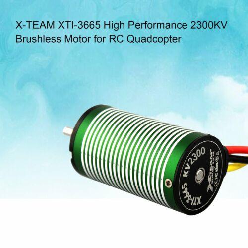 X-TEAM XTI-3665 High Performance 2300KV Brushless Motor for RC Quadcopter