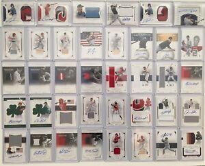 Autograph-Jersey-Relic-Baseball-Card-Break-50-Card-Hotpack-2-GUARANTEED-HITS