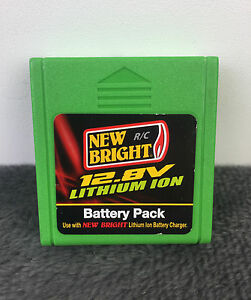 12 8v New Bright Rechargeable Battery Pack Rc Lithium Ion