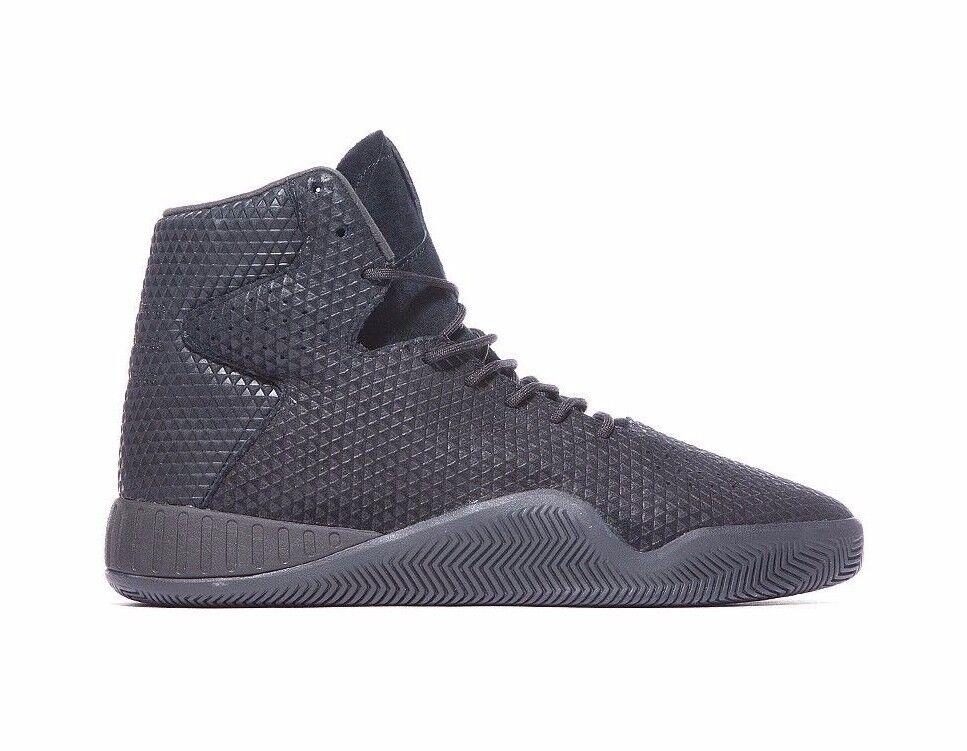 Adidas Tubulaire Instinct S80082 Hommes Coeur Noir Baskets Toutes les Tailles