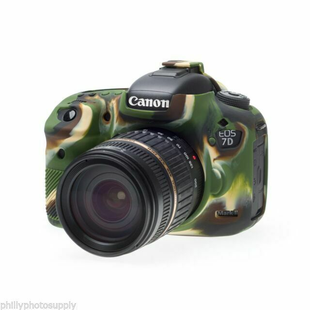easyCover case for Canon 7D Mark II Camouflage