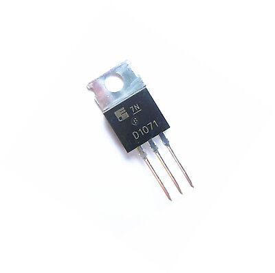 2PCS Transistor FUJISTU TO-220 2SD1071 D1071