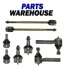 8Pc Ball Joint & Tie Rod End Kit for Mazda B2500 B3000 B4000 Ford Ranger 1Y WRTY