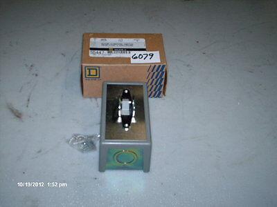 NIB Square D 2510KG1 2510 KG1 Motor Starting Switch NEMA 1 Series A NEW