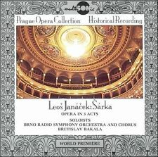 Jancek: Srka Prague Opera Collection Historical Recording, 1953) World Premier