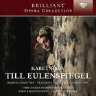 Karetnikov: Till Eulenspiegel (CD, Aug-2013, 2 Discs, Brilliant Classics)