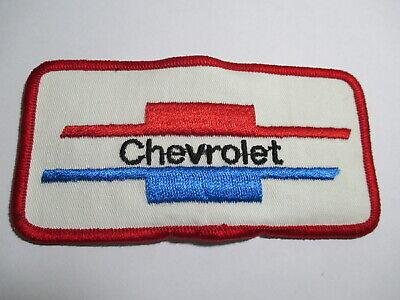 Original NOS  2 7//8 x 2 7//8 INCHES Chevrolet Patch  Vintage