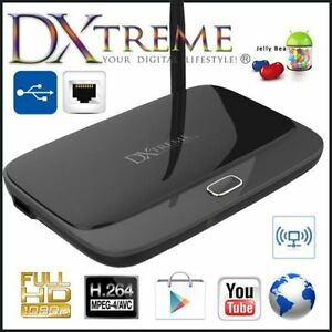 DXtreme-DX-450-Android-Smart-TV-Player-Quad-Core-Full-HD-WIFI-W-Air-mouse-remote