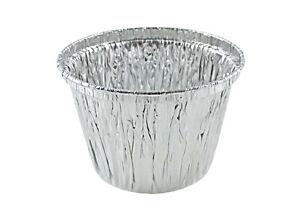 7 Oz Deep Aluminum Foil Cupcake Muffin Utility Cup