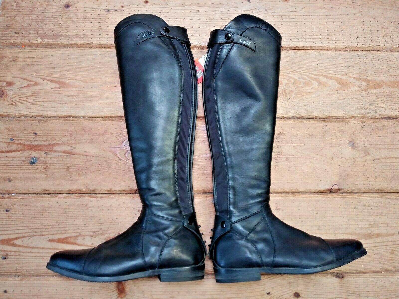 Ego 7 Aries vestido y botas de caballo 44 M   2