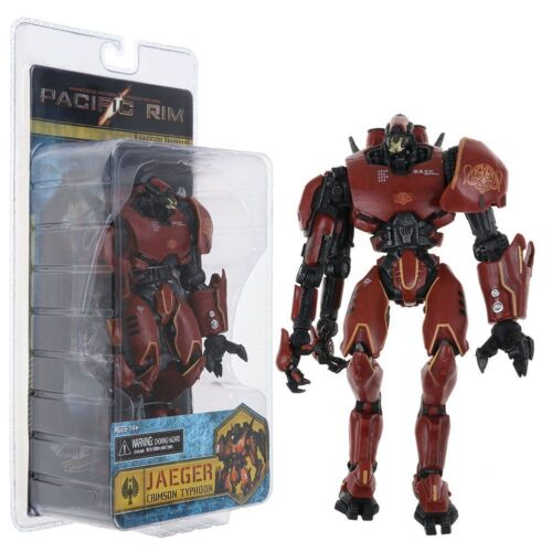 "Movie Pacific Rim Crimson Typhoon 7/"" Action Figure Collection Toys Gift S399"