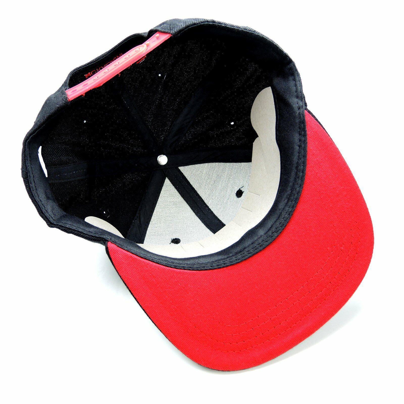 Noragami Snapback Hat ~ Black & Red - image 4