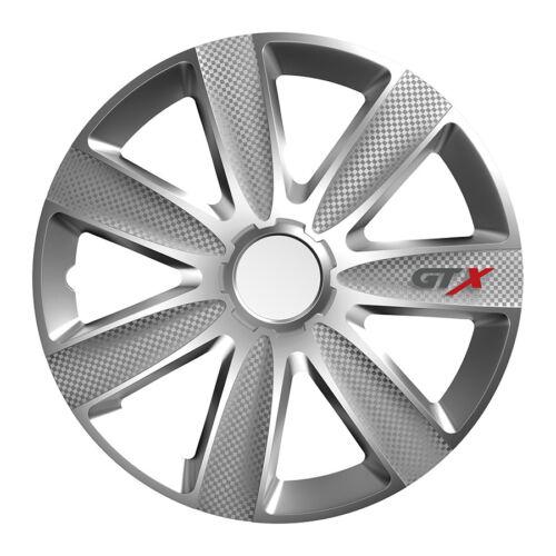 Universal les Enjoliveurs Radzierblenden GTX Argent 14 in convient pour SUBARU