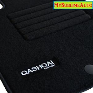 Tapis Sol Coffre Nissan Qashqai 2 J11 Depuis 2014 Velours Edition
