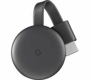 GOOGLE-Chromecast-Third-Generation-Charcoal-Currys