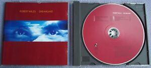 ROBERT-MILES-Dreamland-PROGRESSIVE-HOUSE-ELECTRONICA-TRANCE-DOWNTEMPO-CD