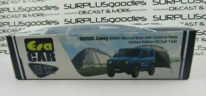 ERA-Car-1-64-Scale-Blue-2018-SUZUKI-JIMNY-SIERRA-Revival-Style-with-Outdoor-Tent