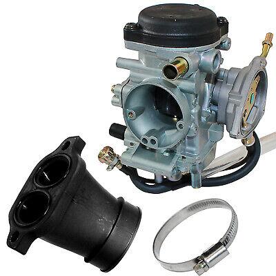 Carburetor Intake Manifold Adapter Boot for Polaris Sportsman 700 Twin 2002-2006