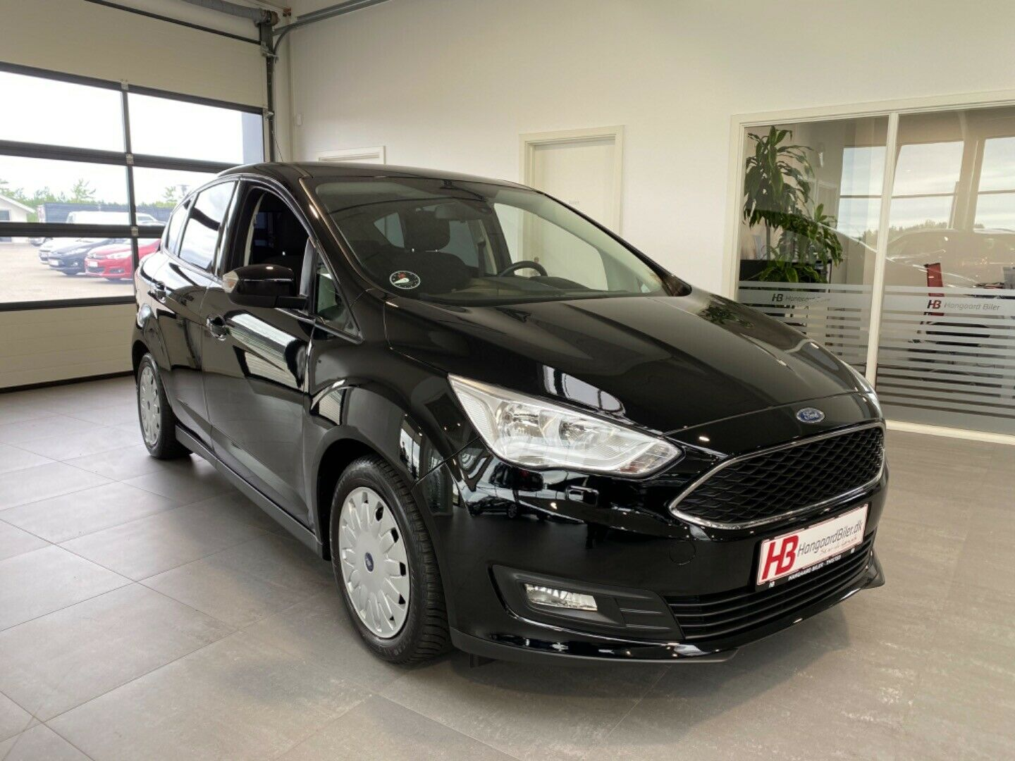 Ford C-MAX 1,5 TDCi 105 Business ECO 5d - 124.800 kr.