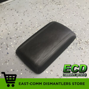 GM-Holden-Commodore-VY-VZ-WK-WL-Leather-Black-Centre-Console-Lid-Arm-Rest
