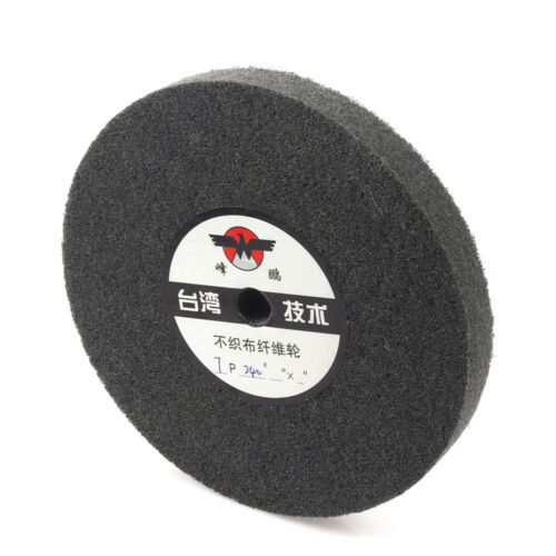 12 Inch Nylon Fiber Polishing Wheel Metal Polishing Wheel Disc 180# 300x25x16mm