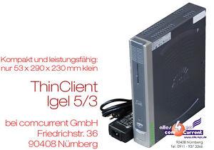 MINI-PC-COMPUTER-THIN-CLIENT-IGEL-564LX-INKLUSIVE-8-GB-CF-CARD-DVI-VGA-12V-TC15