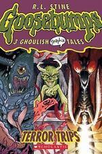 Goosebumps Graphix: Terror Trips 2 by R. L. Stine (2007, Paperback)