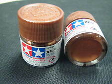 "Tamiya ""Mini"" Acrylic model paint - XF-6 81706 Copper (metallic flat)"