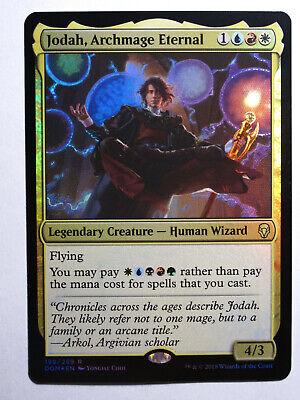 ARCHMAGE ETERNAL Dominaria DOM Magic MTG MINT CARD FOIL JODAH