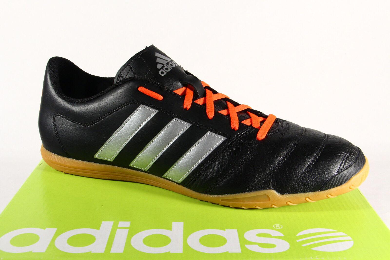 Adidas Zapatillas Deportivas Hombre Zapatos de Fútbol Negras Nueva