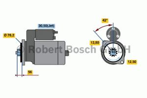 Starter Bosch 0 001 121 026