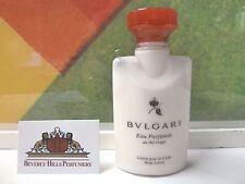 BVLGARI EAU PARFUMEE AU THE ROUGE BODY LOTION 1.3 OZ / 40 ML SMALL SIZE NEW