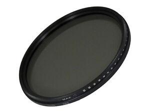 Vivitar Series 1 Variable Range Neutral Density lens Filter 72mm ND2 to ND1000