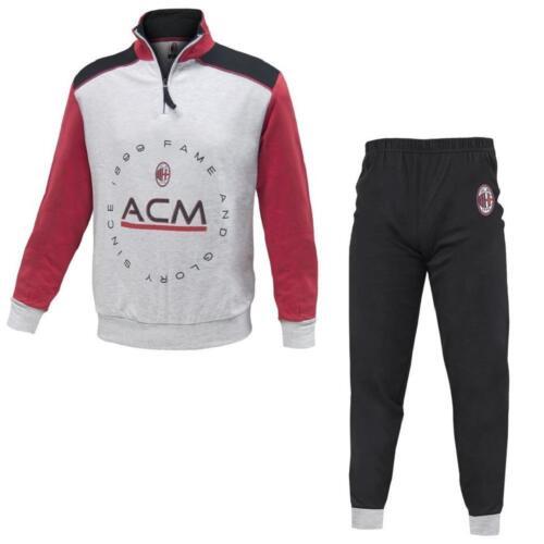 Pigiama Uomo Milan Calcio Abbigliamento Ufficiale AC Milan PS 25396