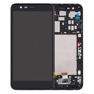 For LG K10 2018 K30 LMX410 Replacement LCD Display Touch Screen Digitzer Frame #