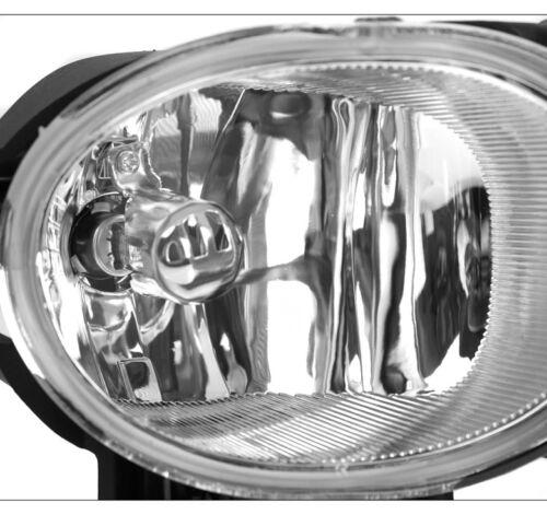 07-08 ACURA TL BASE TYPE-S BUMPER DRIVING FOG LIGHTS LAMP CHROME W//50W 8000K HID