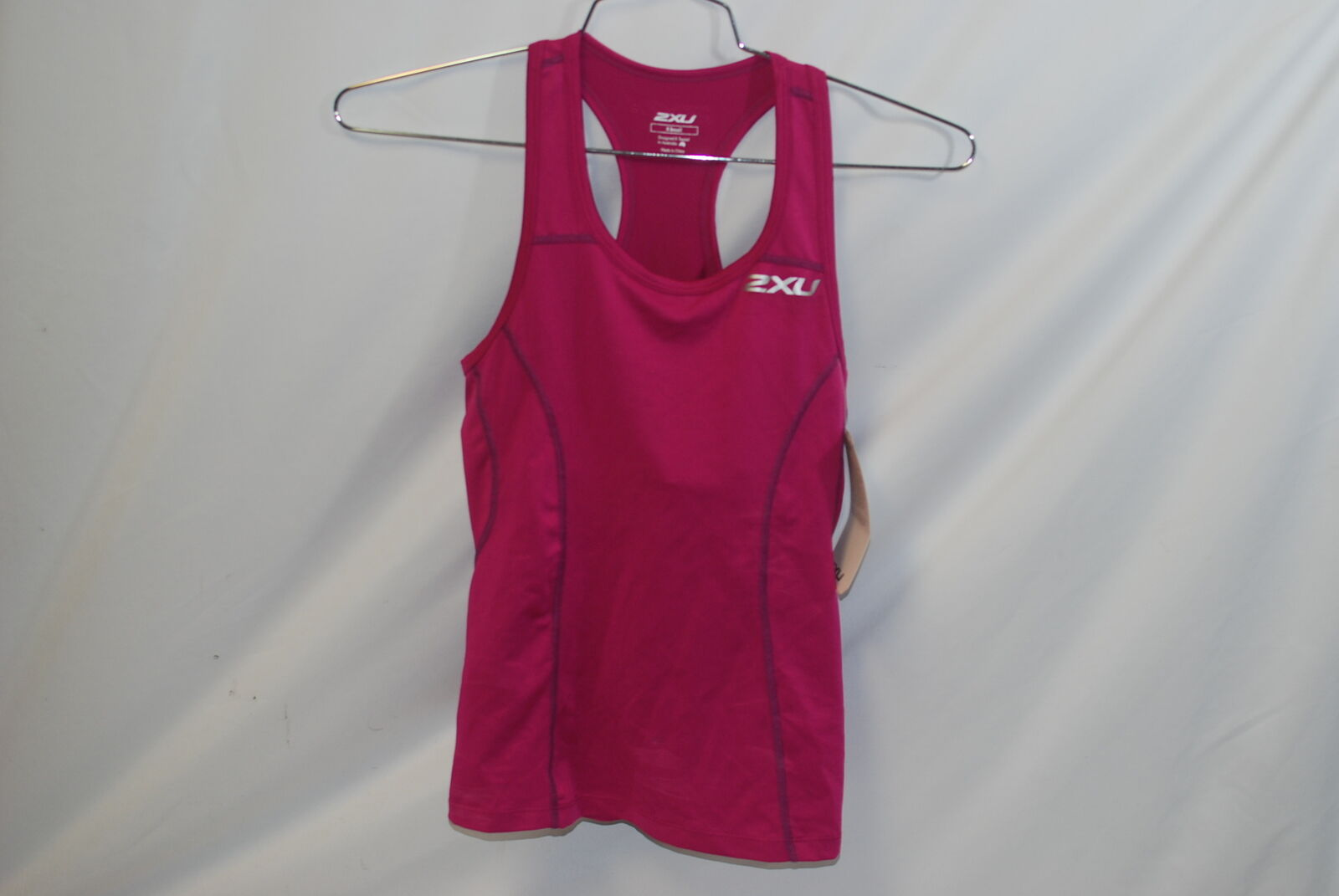 2XU Cycling donna Active Tri Singlet Ultra violaPrism viola XS Extra Small