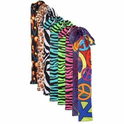 HORSE Sleazy Tail Bag in Fun Prints Horse Lycra Tail Bag