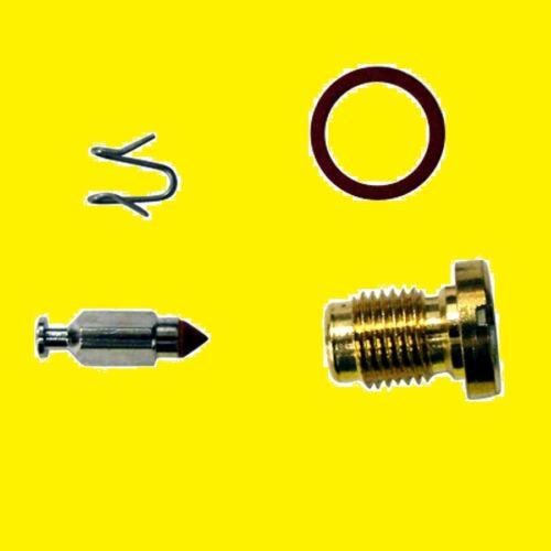 Massey Ferguson 15479AV Carburetor Needle Seat Kit  Marvel Schebler TO20 TO30