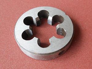 1pcs Metric Right Hand Die M17X1.0mm Dies Threading Tools 17mmX1mm pitch
