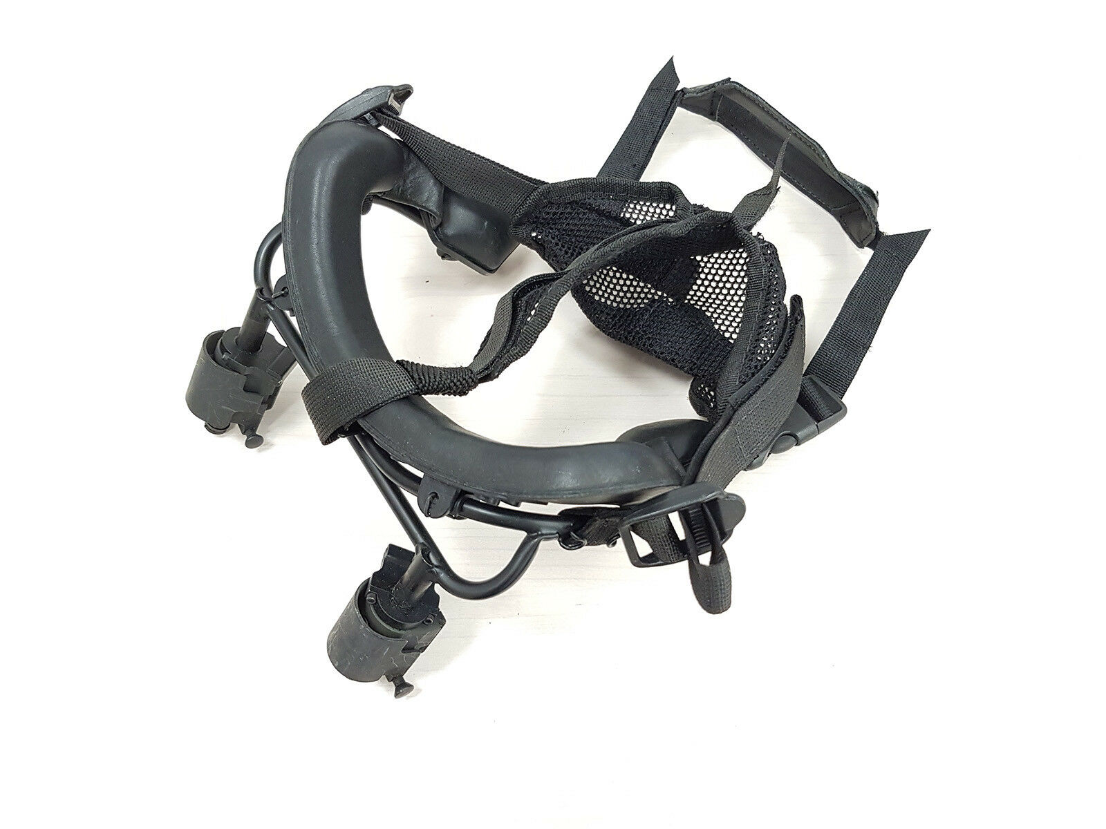 Night vision helmet head mount