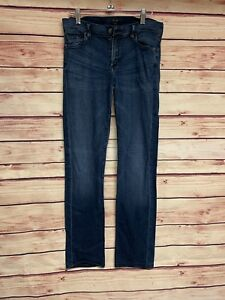 COH-Citizens-of-Humanity-Ava-Low-Rise-Straight-Leg-Jeans-Size-31-Dark-Wash