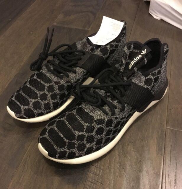 new product a64b3 0ec01 Men's adidas Tubular Runner Primeknit Shoes Size 12 B25573