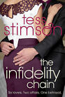 The Infidelity Chain by Tess Stimson (Paperback, 2008)