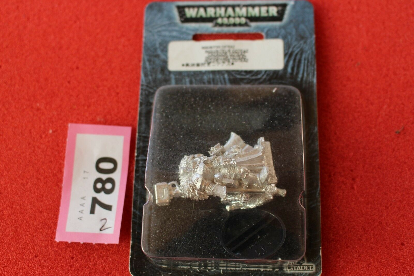 Games Workshop Warhammer 40k Inquisitor Coteaz Inquisition Metal BNIB New GW OOP