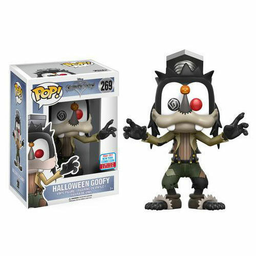 Exclusive NYCC Halloween Goofy FUNKO Pop Vinyl NEW in Box
