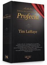 Biblia de Estudio de la Profecia, Tim LaHaye, Reina-Valera 1960, negra