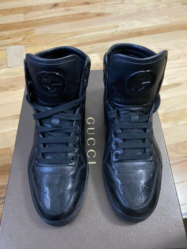 Gucci sneakers Men Size 6+