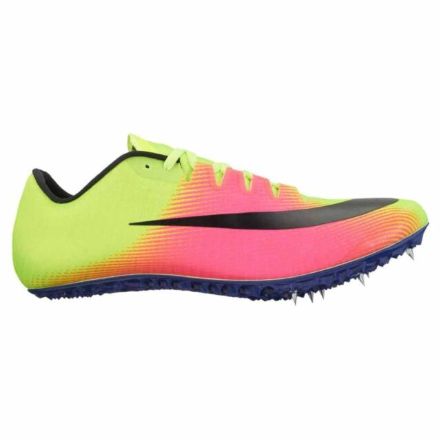 6cfedeb8 Nike Zoom JA Fly 3 OC Rio Track & Field Spikes Volt 882032-999 Men's Size 12